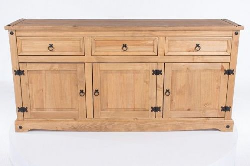 New Mexican Large Sideboard